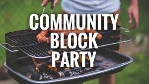 Community Block Party Image