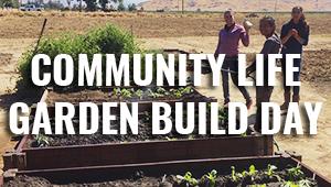 Community Life Garden Image