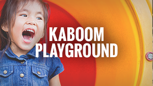 Build KABOOM Playground
