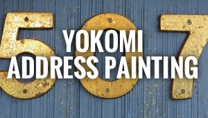 Address Painting Image